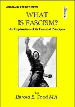 What Is Fascism?