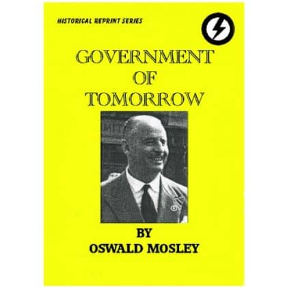 Government of Tomorrow: The Problem of Power