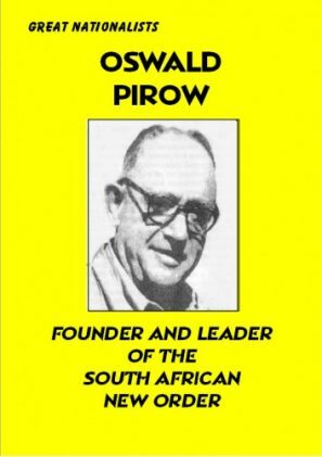 Oswald Pirow and the South African New Order