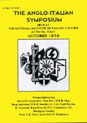 The Anglo-Italian Symposium