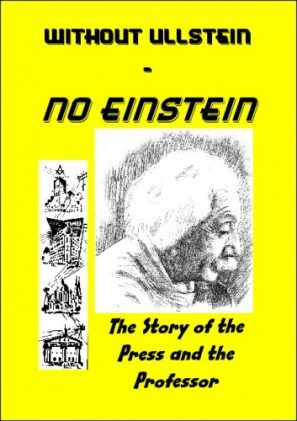 Without Ullstein - No Einstein