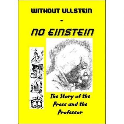 Without Ullstein - No Einstein