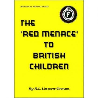 The Red Menace to British Children