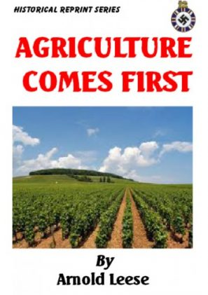 Agriculture Comes First