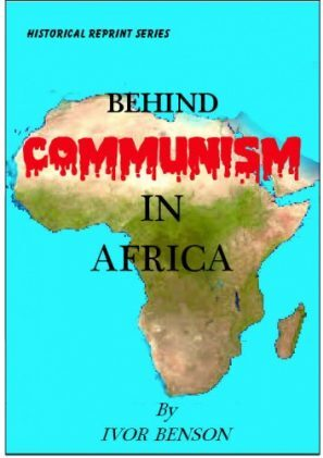 Behind Communism In Africa
