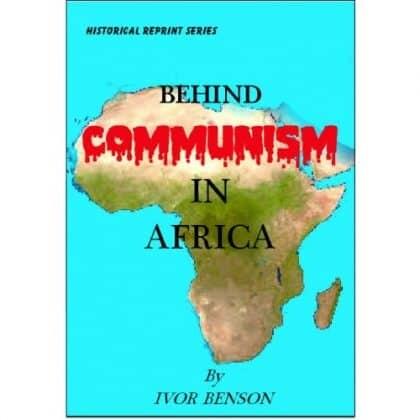 Behind Communism In Africa
