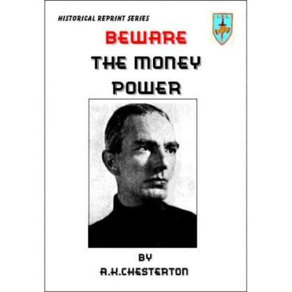 Beware The Money Power