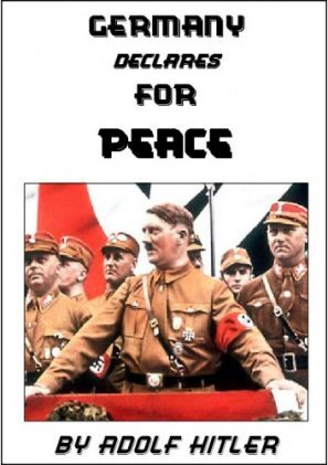 Germany Declares for Peace