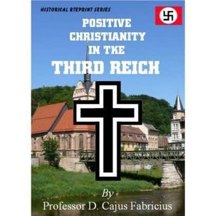 Positive Christianity In The Third Reich