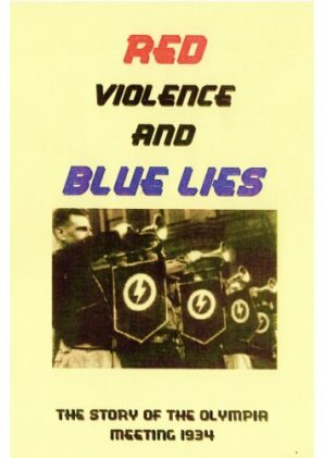 Olympia: Red Violence and Blue Lies