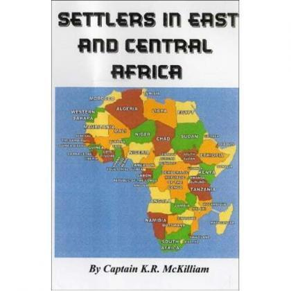 Settlers in East and Central Africa